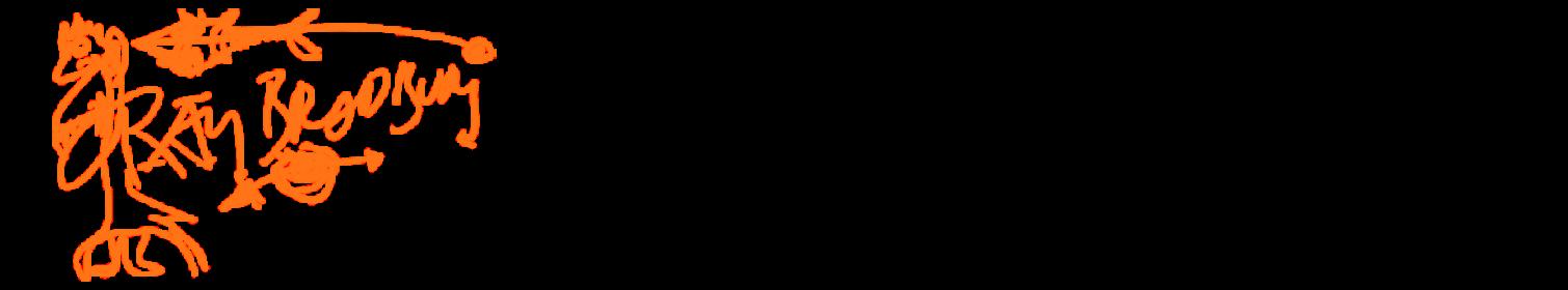 Ray Bradbury doodle